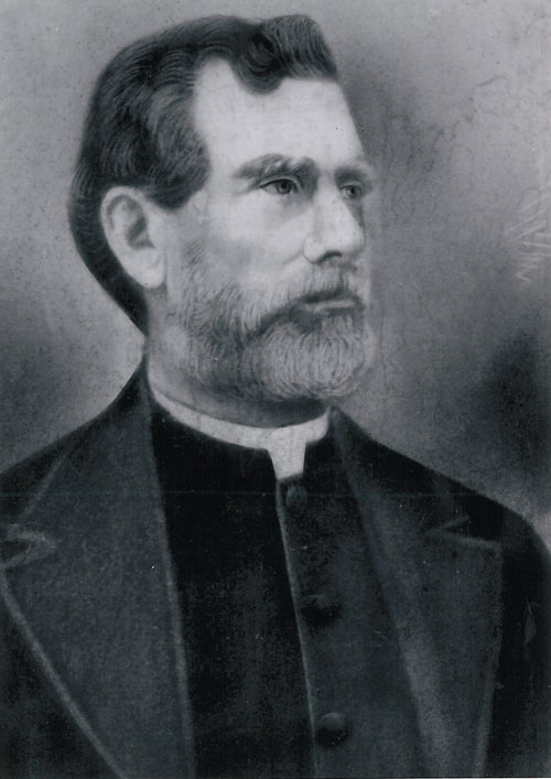 Reverend Vicars
